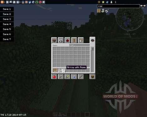 Zipline pour Minecraft