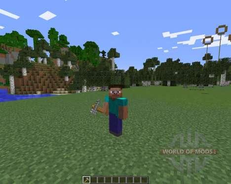 Whole Tree Axe für Minecraft