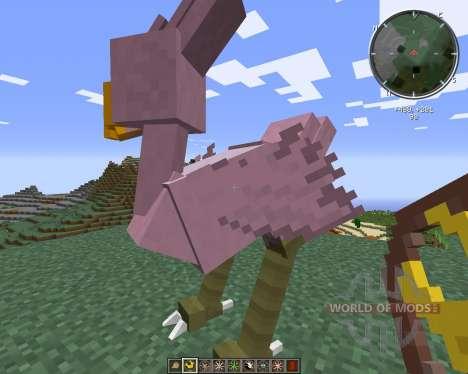 Animal Bikes für Minecraft