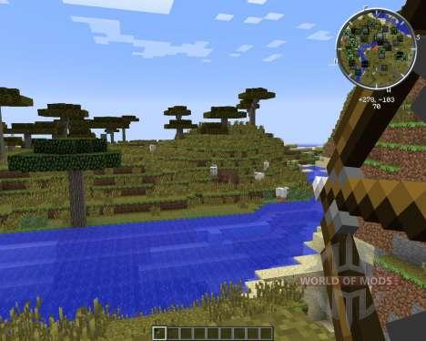 InfiniBows pour Minecraft