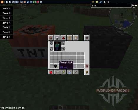 Random TNT pour Minecraft