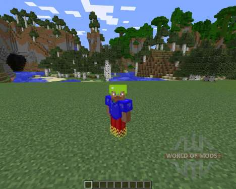 Colorful Armor für Minecraft