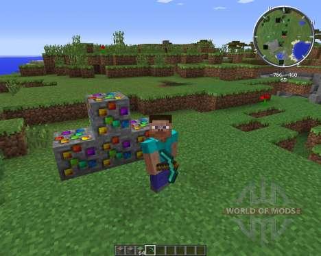 Randomite für Minecraft
