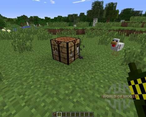 The Sabotage pour Minecraft