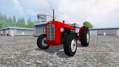 Massey Ferguson 35 für Farming Simulator 2015