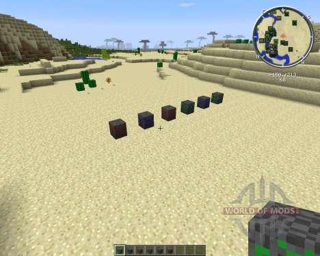 Interdiction Pillar für Minecraft
