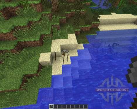 Tomahawk für Minecraft