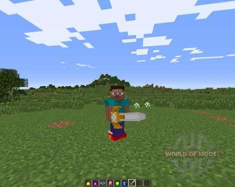 Sonic The Hedgehog für Minecraft
