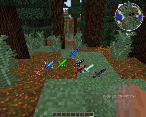 Epic Swords pour Minecraft