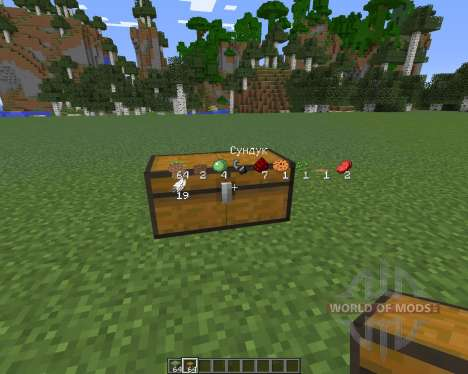 HoloInventory für Minecraft