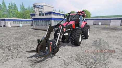 Case IH Puma CVX 380 Forestry v3.2 pour Farming Simulator 2015