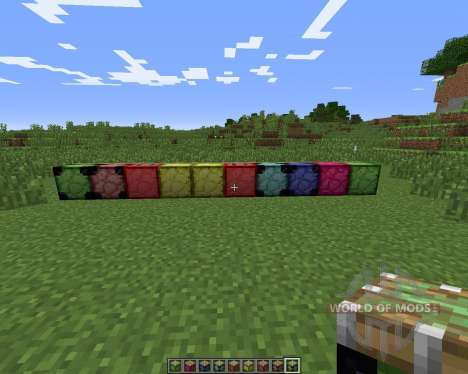 More Pistons pour Minecraft