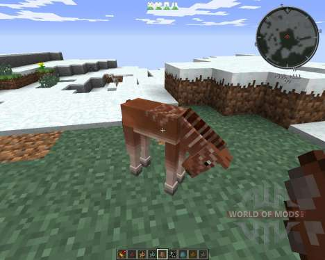 Fossil-Archeology pour Minecraft