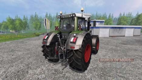 Fendt 936 Vario fixed handling pour Farming Simulator 2015