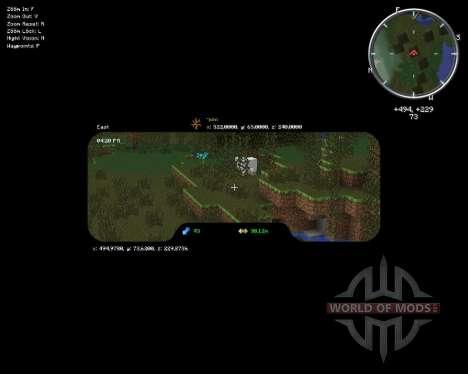Binocular pour Minecraft