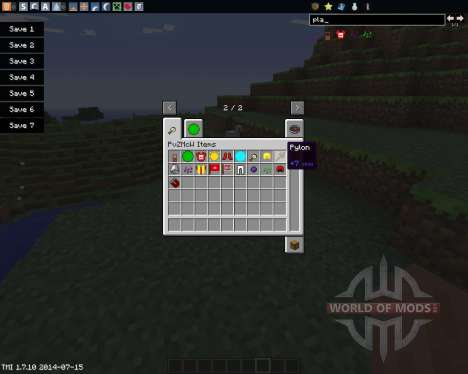 Plants Vs Zombies: Minecraft Warfare für Minecraft