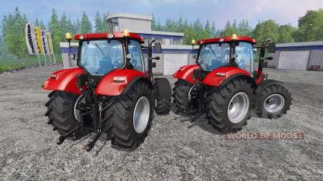 Case IH JXU 85 and 115 v1.1 pour Farming Simulator 2015