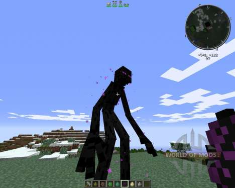 Mutant Creatures pour Minecraft