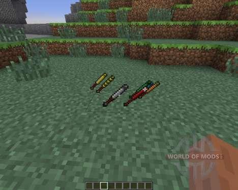 Smash Bats für Minecraft
