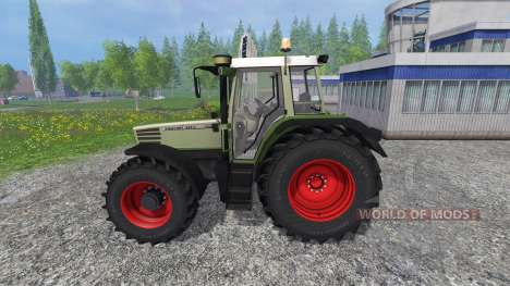 Fendt Favorit 515C Turbo pour Farming Simulator 2015