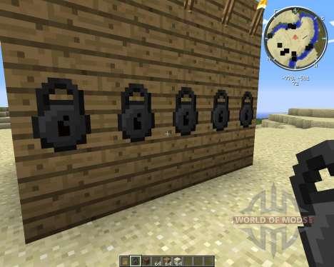 MC Lock für Minecraft