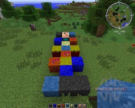 Soul Forest pour Minecraft