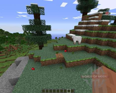 FastLeafDecay pour Minecraft
