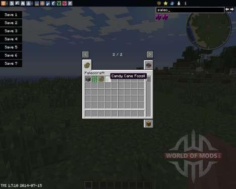 PaleoCraft für Minecraft