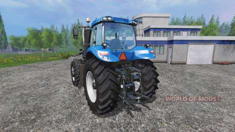 New Holland T8.275 pour Farming Simulator 2015