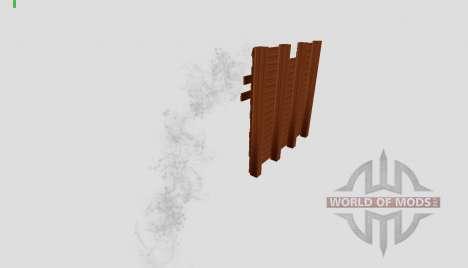 Un barrage en bois pour Farming Simulator 2015