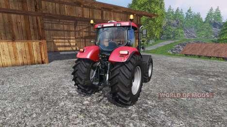 Case IH Puma CVX 200 v1.3 für Farming Simulator 2015