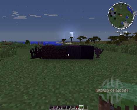 Dark Nature pour Minecraft