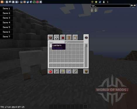 Lantern pour Minecraft
