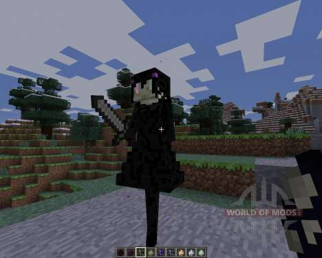 Monster Girl pour Minecraft