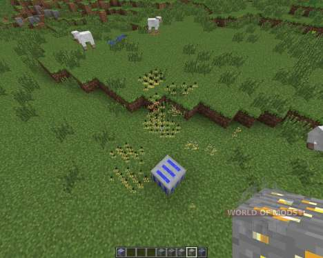 Ore Sniffer pour Minecraft