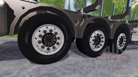 Fliegl Grume pour Farming Simulator 2015