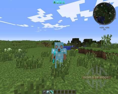 Blurite pour Minecraft