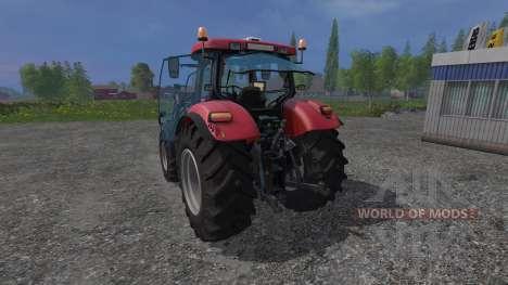 Case IH Puma CVX 160 FL [Ploughing Spec] pour Farming Simulator 2015