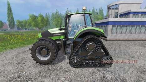 Deutz-Fahr Agrotron 7250 TTV FL QuadTrac pour Farming Simulator 2015