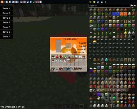 Team Fortress 2 für Minecraft
