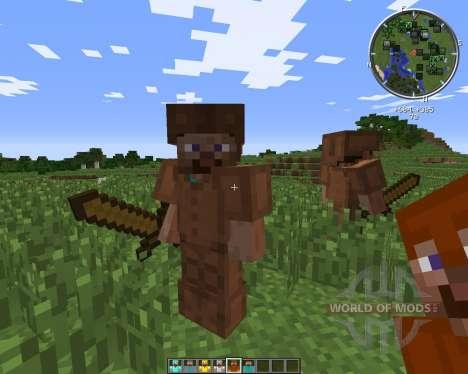 Steve Mod pour Minecraft