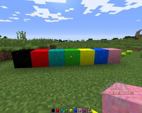 Flowercraft pour Minecraft