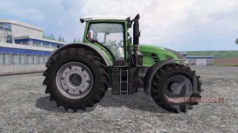Fendt 933 Vario Green pour Farming Simulator 2015