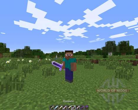 Cartoon Weapons pour Minecraft
