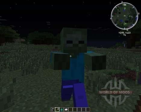 Zombie Infection pour Minecraft