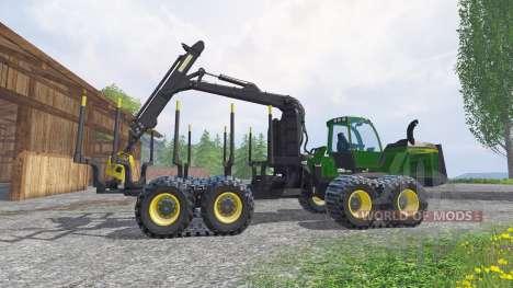 John Deere 1910E für Farming Simulator 2015