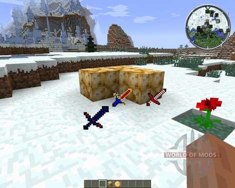 Grumpys Mod pour Minecraft