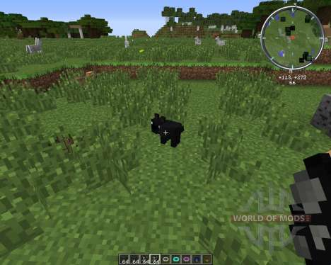 Copious Dogs by wolfpup pour Minecraft