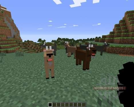 Goat für Minecraft