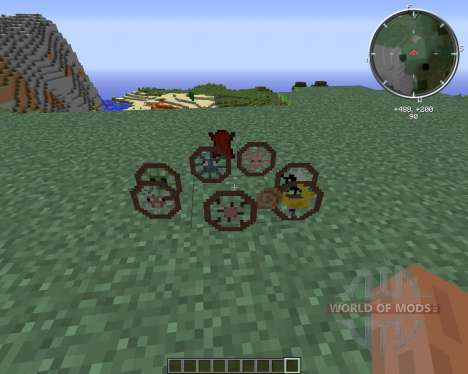 Animal Bikes pour Minecraft